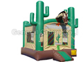 Western theme bouncer
