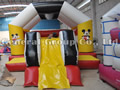 GB-261 Mickey Mouse bounce slide