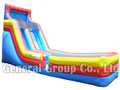 GS-170 Inflatable slide